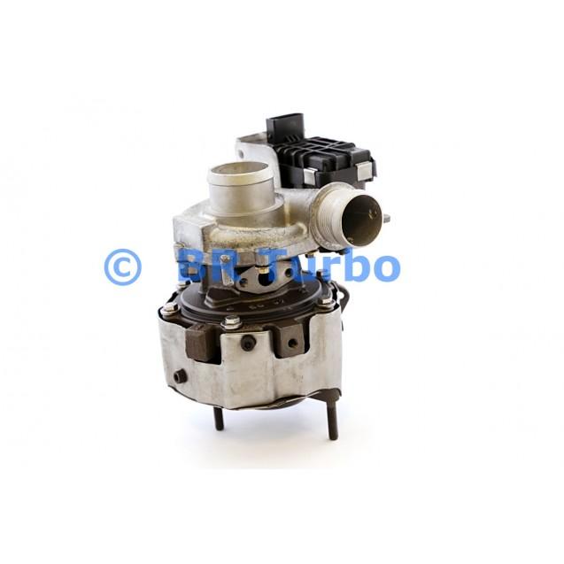 Taastatud turbokompressor GARRETT   765313-5001RS