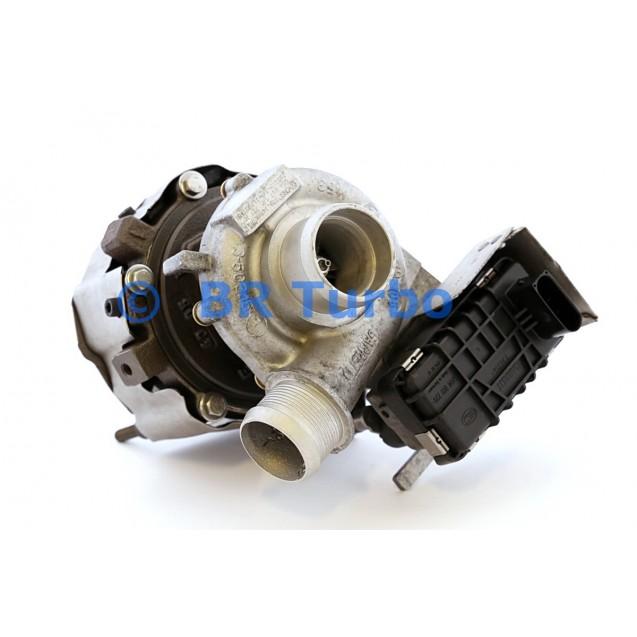 Taastatud turbokompressor AUDI A8 4.2 TDI (D3)