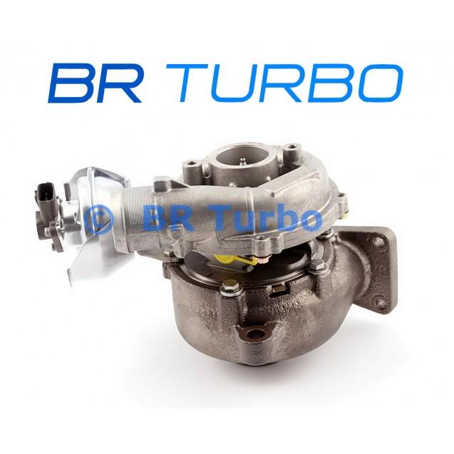 Taastatud turbokompressor GARRETT | 765993-5001RS