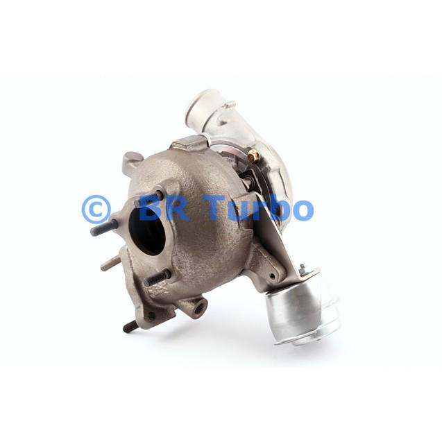 Taastatud turbokompressor GARRETT | 766111-5001RS