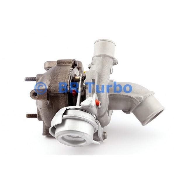 Taastatud turbokompressor GARRETT | 766259-5001RS