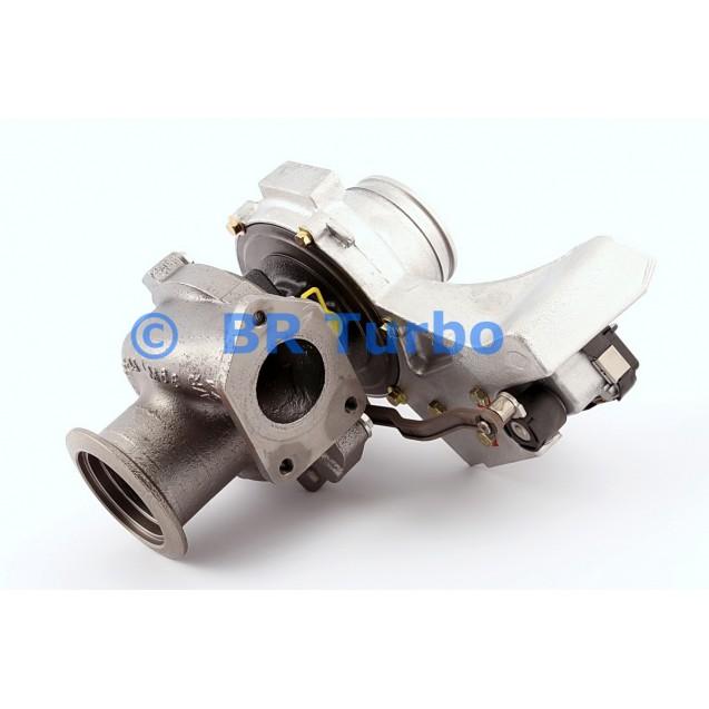 Taastatud turbokompressor BMW 116 D 2.0 D (E81/E87)