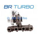 Taastatud turbokompressor OPEL Vectra C 1.9 CDTI
