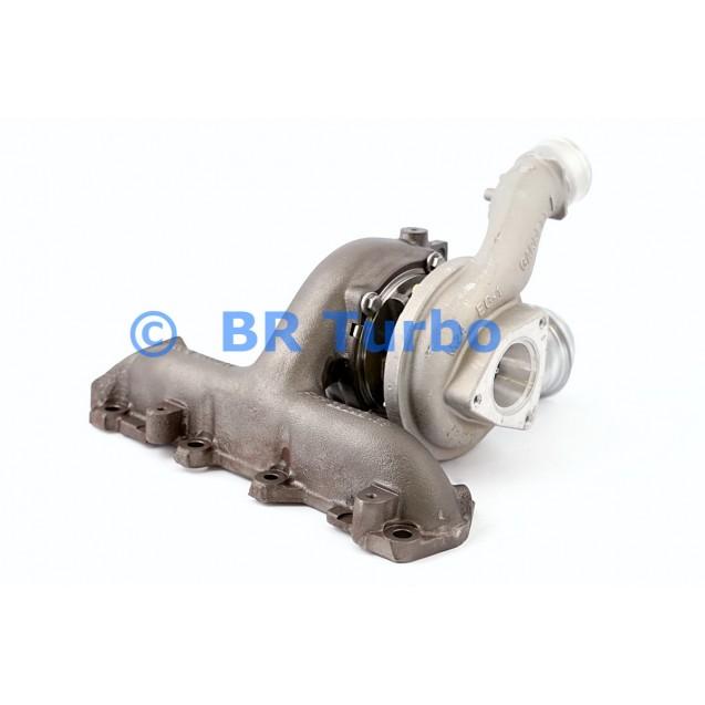 Taastatud turbokompressor GARRETT | 767837-5001RS