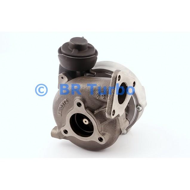 Taastatud turbokompressor GARRETT | 767851-5001RS