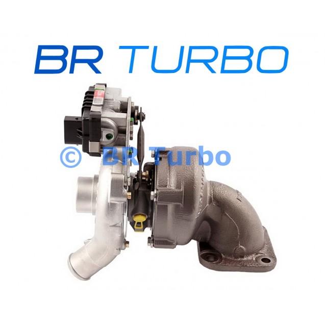 Taastatud turbokompressor GARRETT | 767933-5001RS