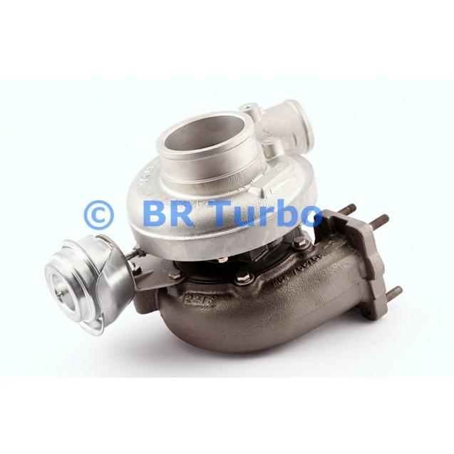 Taastatud turbokompressor GARRETT | 768625-5001RS