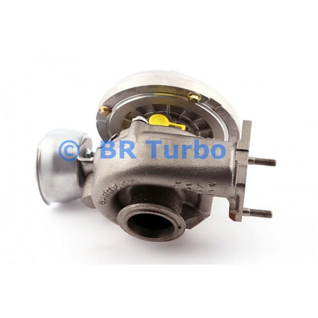Taastatud turbokompressor GARRETT | 769040-5001RS
