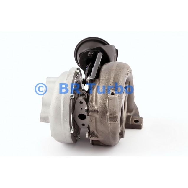 Taastatud turbokompressor NISSAN Patrol 3.0 Di