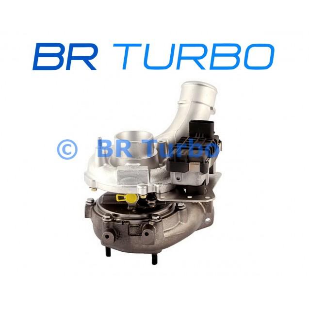 Taastatud turbokompressor AUDI A6 2.7 TDI (C6)