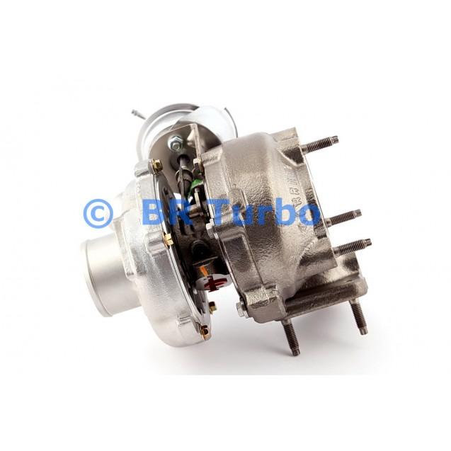 Taastatud turbokompressor RENAULT Grand Espace 2.0 Dci PHASE IV