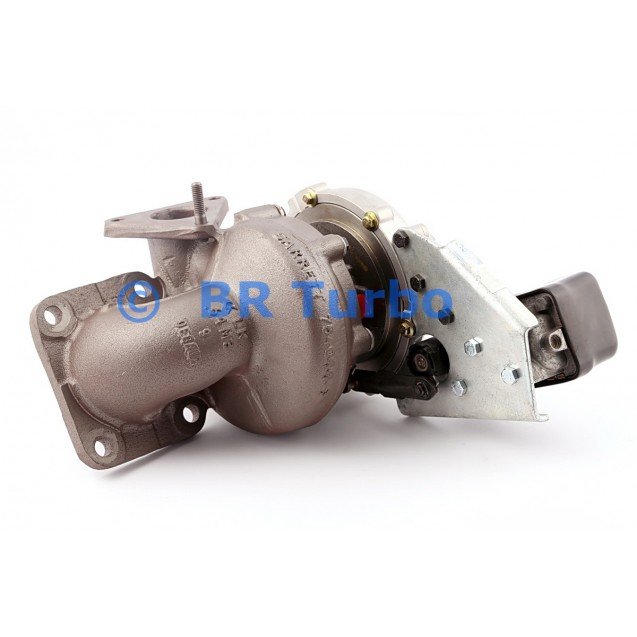 Taastatud turbokompressor GARRETT | 773098-5001RS