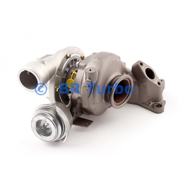 Taastatud turbokompressor GARRETT   773148-5001RS