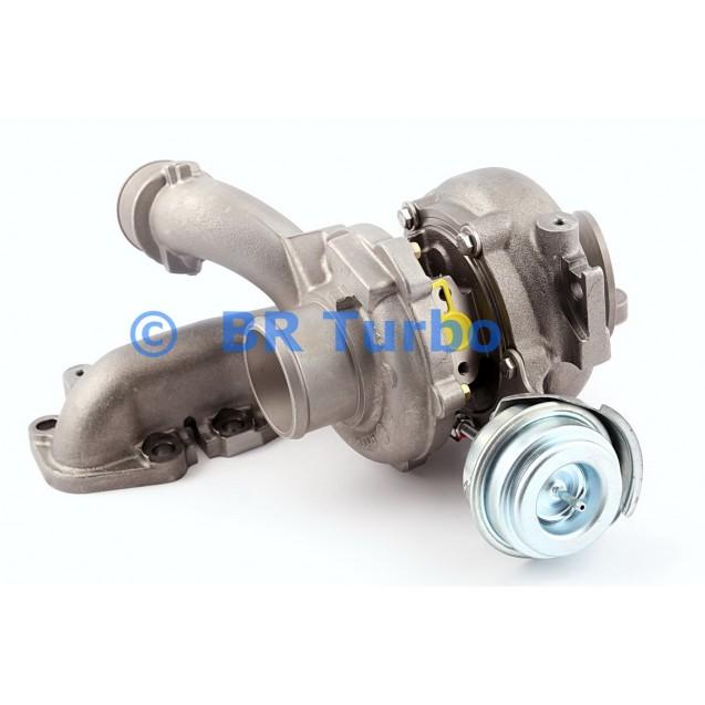 Taastatud turbokompressor GARRETT   773720-5001RS