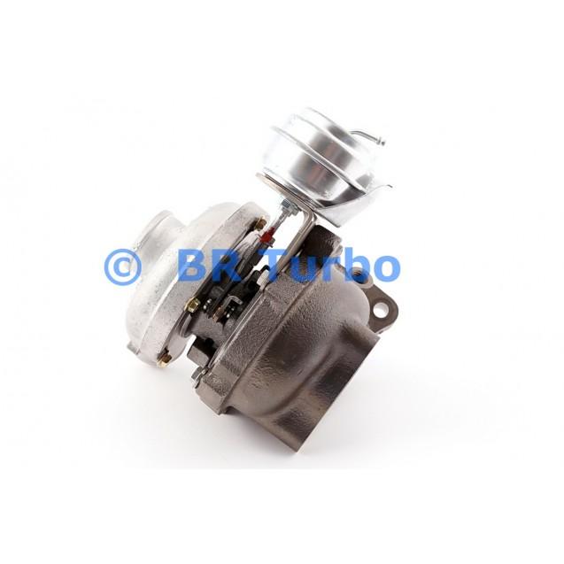 Taastatud turbokompressor KIA Venga 1.6 CRDi