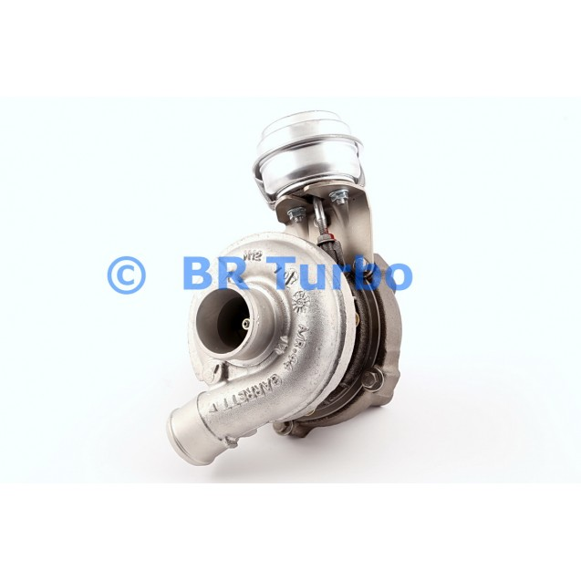 Taastatud turbokompressor KIA Soul 1.6 CRDi