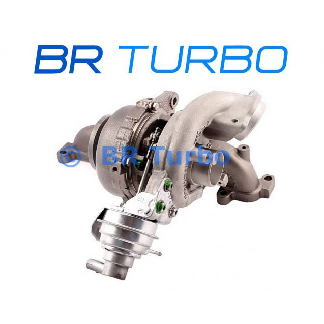 Taastatud turbokompressor GARRETT   775517-5001RS