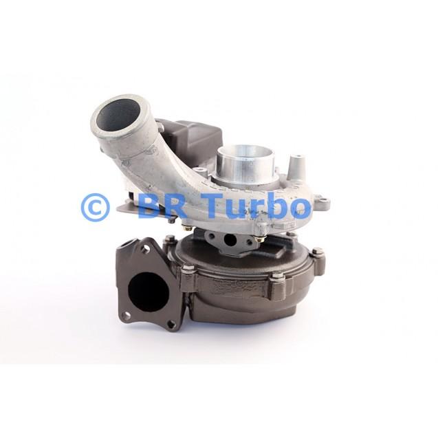 Taastatud turbokompressor AUDI Q5 3.0 Sportback Quattro