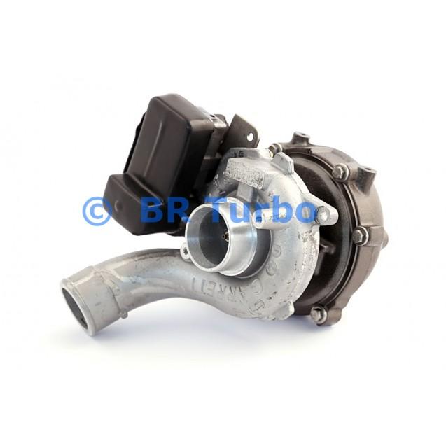 Taastatud turbokompressor GARRETT | 776469-5001RS