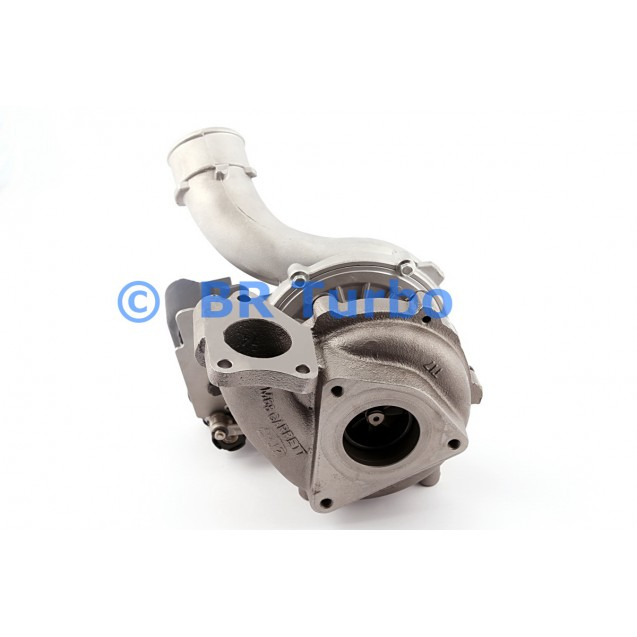Taastatud turbokompressor GARRETT | 777159-5001RS