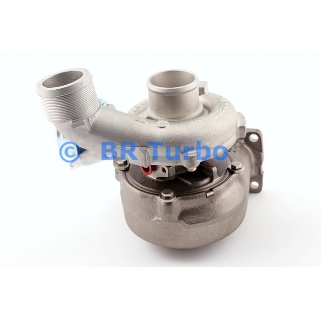 Taastatud turbokompressor LANCIA Lybra 1.9 JTD