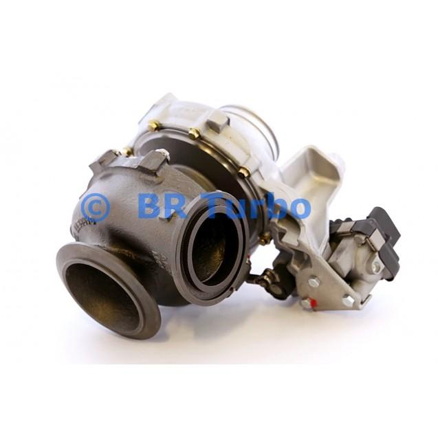 Taastatud turbokompressor BMW 530 D 3.0 D (F10)