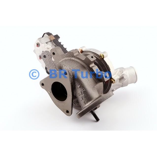 Taastatud turbokompressor JAGUAR XF 3.0 D