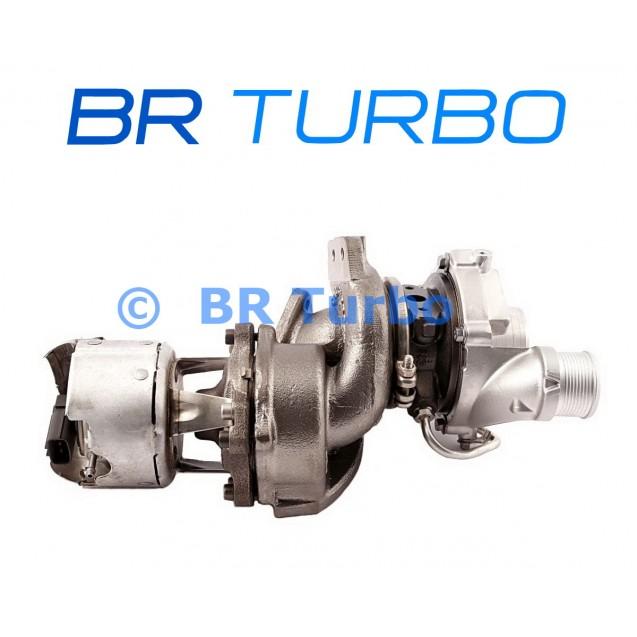 Taastatud turbokompressor GARRETT | 778401-5001RS