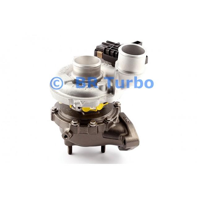 Taastatud turbokompressor GARRETT | 780502-5001RS