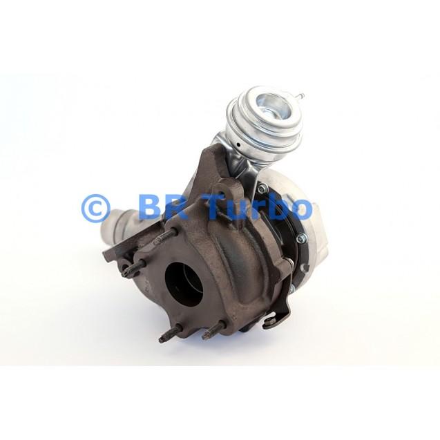 Taastatud turbokompressor GARRETT | 782097-5001RS