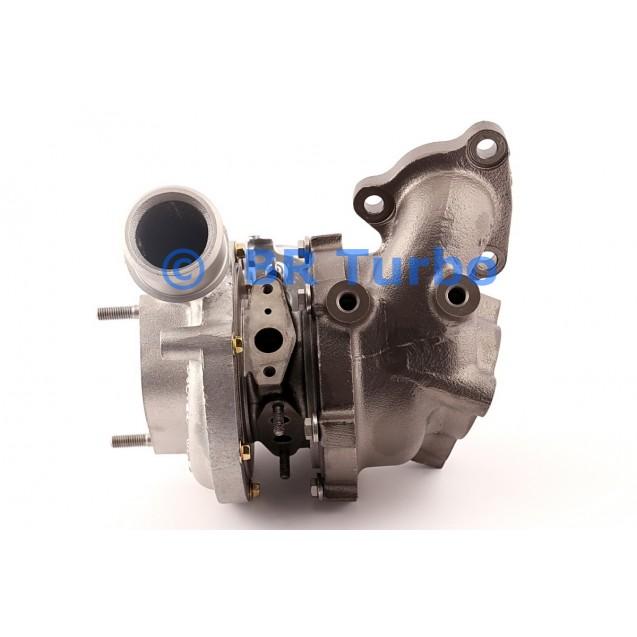 Taastatud turbokompressor HONDA Civic 2.2 i-DTEC