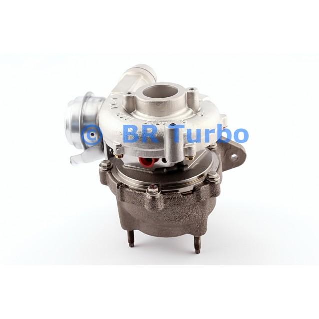 Taastatud turbokompressor GARRETT | 785437-5001RS