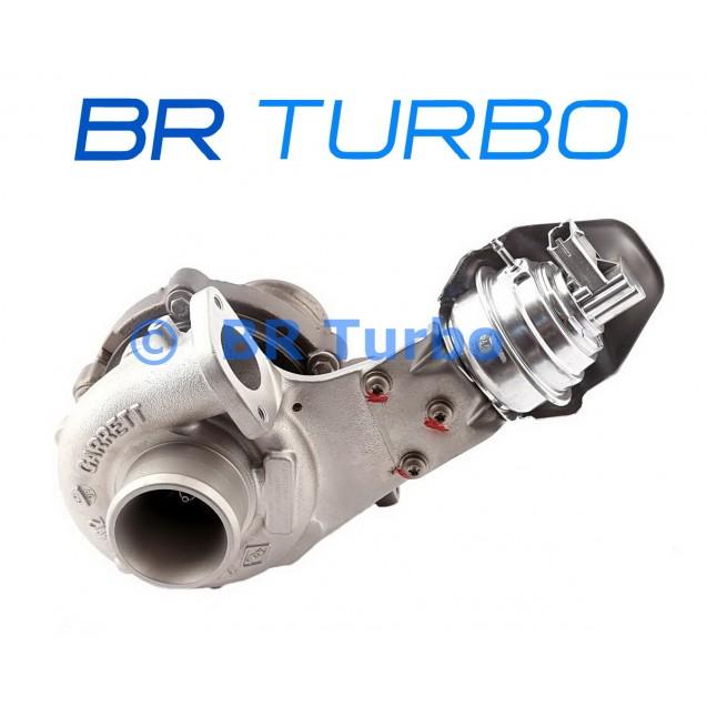 Taastatud turbokompressor CHEVROLET Malibu 2.0 A20DTH