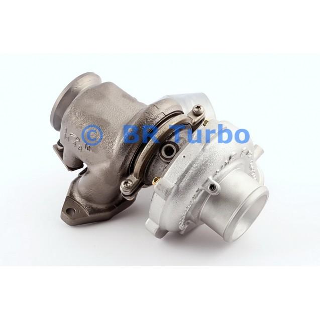 Taastatud turbokompressor OPEL Astra 2.0 CDTI
