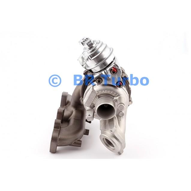 Taastatud turbokompressor GARRETT | 789016-5001RS