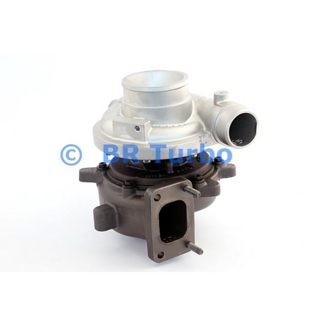 Taastatud turbokompressor GARRETT   789773-5001RS