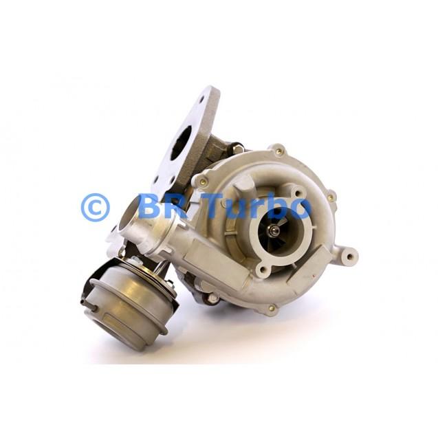 Taastatud turbokompressor RENAULT Master III 2.3 Dci 150