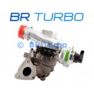 Taastatud turbokompressor HONDA CR-V 2.2 i-DTEC