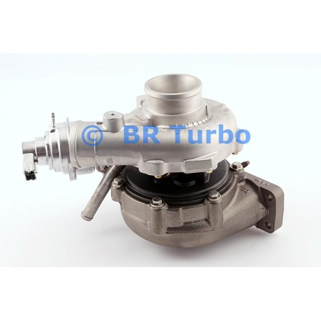 Taastatud turbokompressor PEUGEOT Boxer III 3.0 HDI
