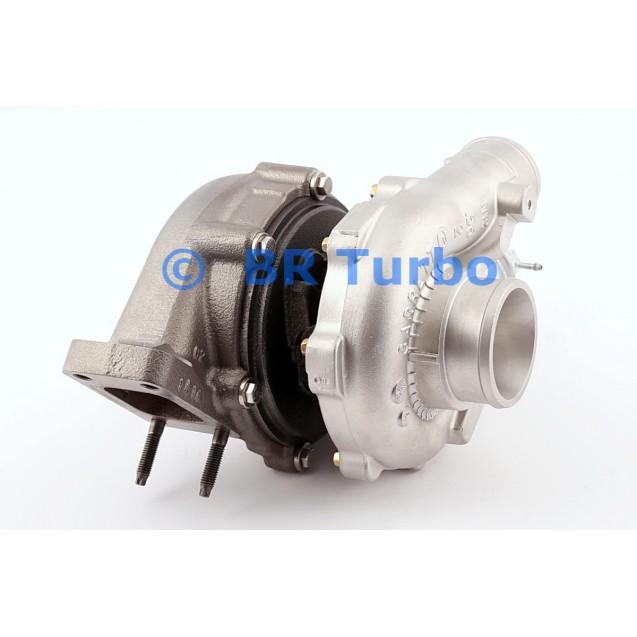 Taastatud turbokompressor GARRETT   796122-5001RS