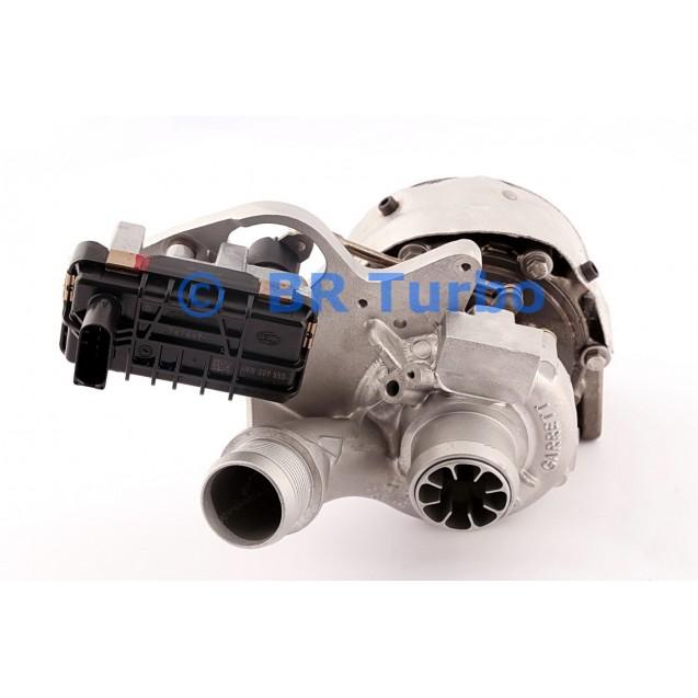 Taastatud turbokompressor AUDI Q7 4.2 TDI Right