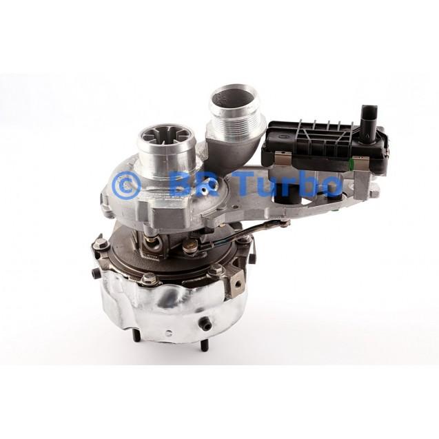 Taastatud turbokompressor AUDI Q7 4.2 Quattro TDI