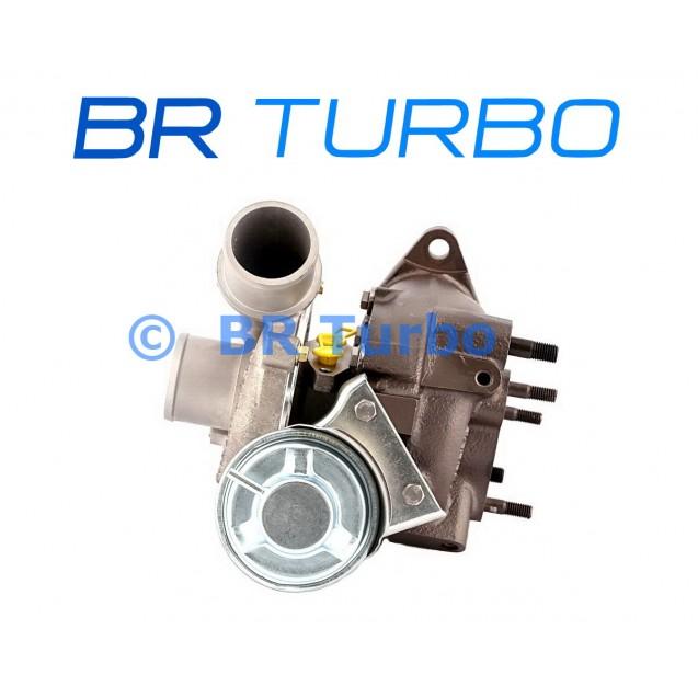 Taastatud turbokompressor GARRETT | 801891-5001RS