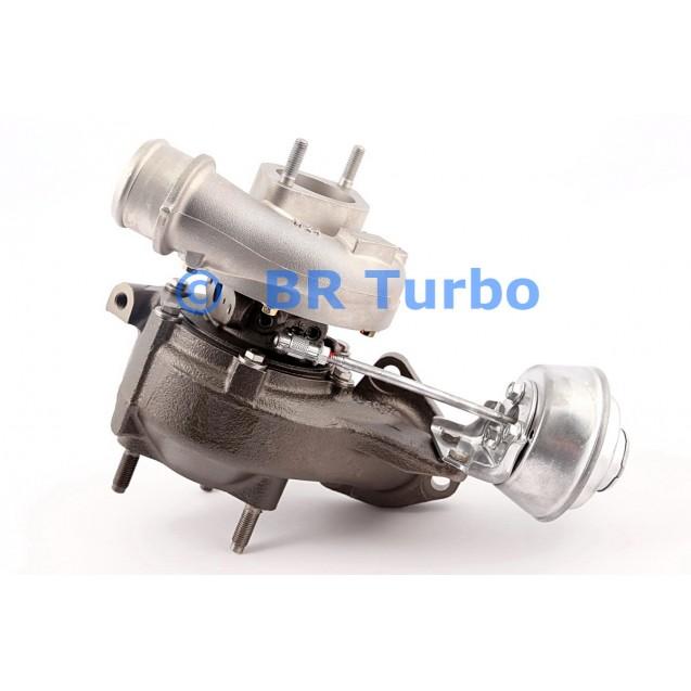 Taastatud turbokompressor HONDA FR-V 2.2 i-CTDi