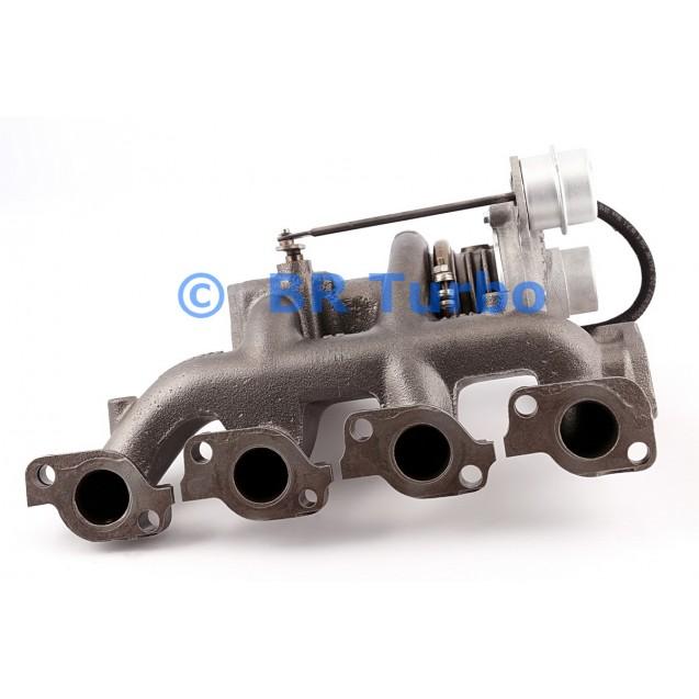 Taastatud turbokompressor FORD Transit V 2.0 TDCi