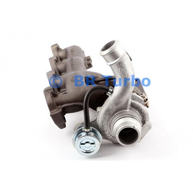 Taastatud turbokompressor FORD Focus I 1.8 TDDi