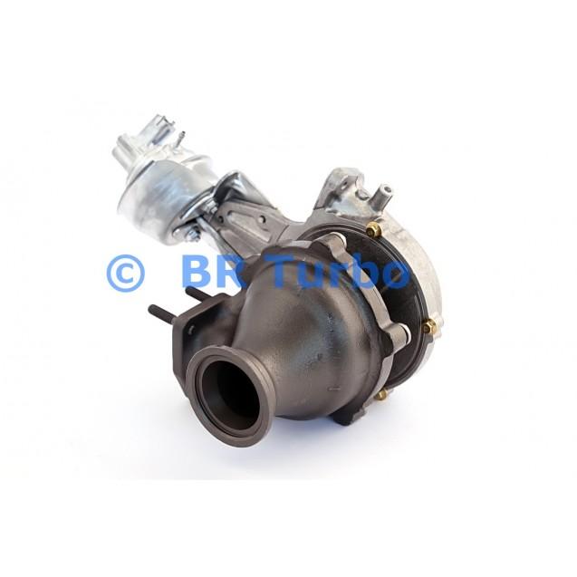 Taastatud turbokompressor FIAT Bravo II 1.6 JTD