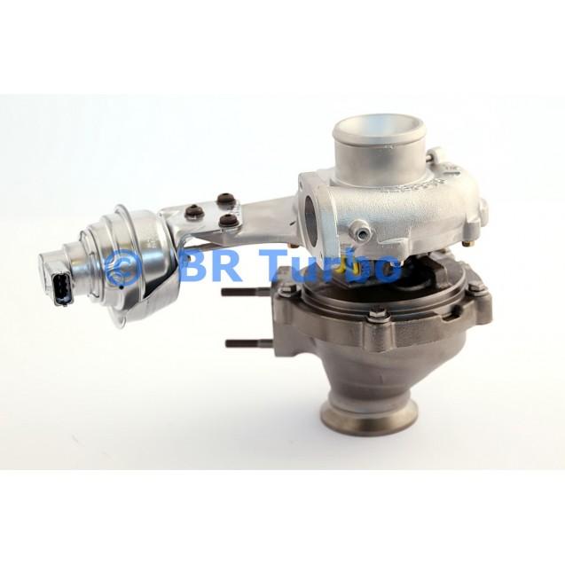 Taastatud turbokompressor FIAT Freemont 2.0 Multijet