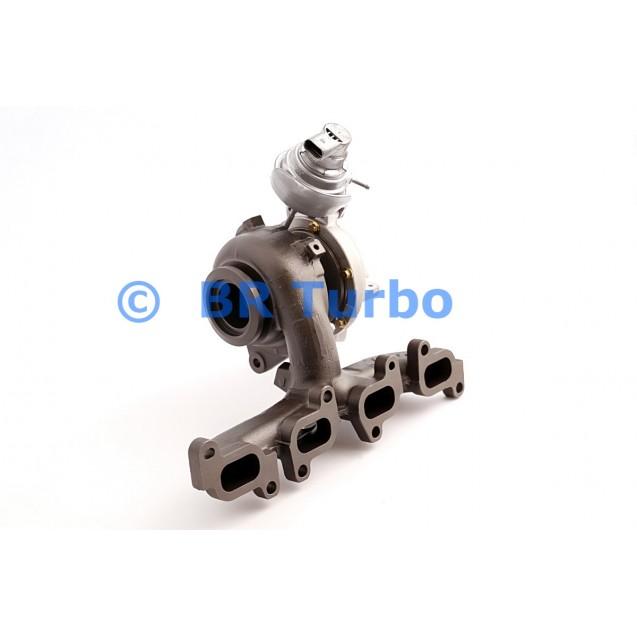 Taastatud turbokompressor GARRETT | 804485-5001RS