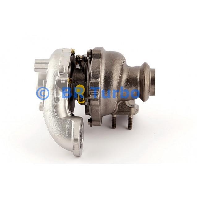 Taastatud turbokompressor CITROEN Berlingo 1.6 HDi